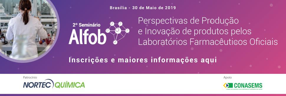 Seminário Alfob 2019